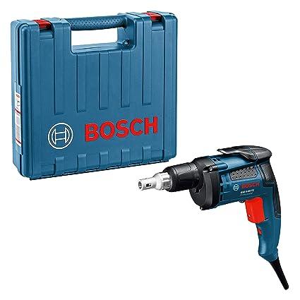 BOSCH 0601445200, Atornillador (GSR 6-60 TE, 701 W. 6000 rpm ...