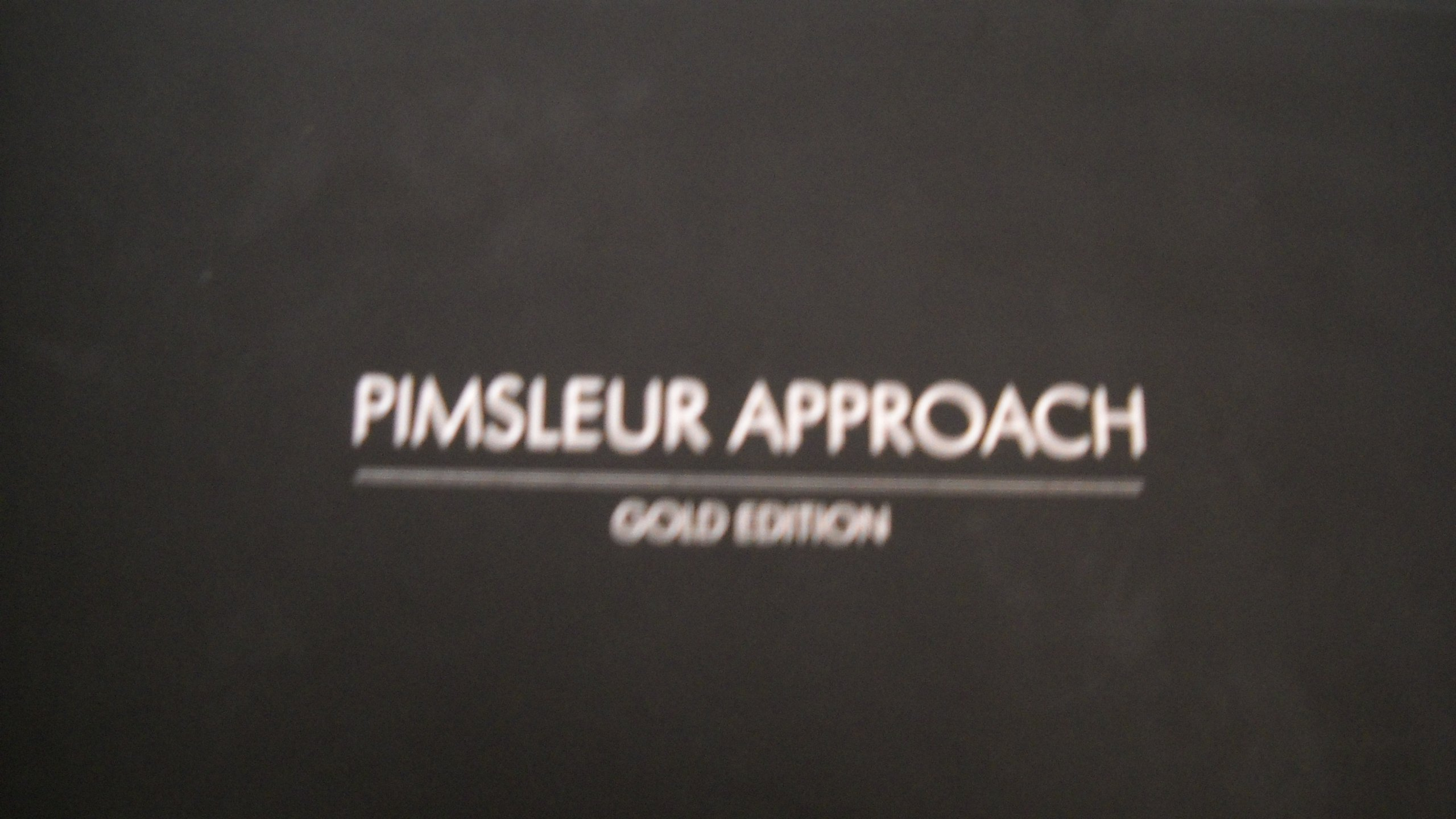 Pimsleur Approach Gold Spanish II product image