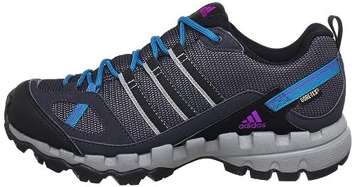 adidas Q21039 - Zapatillas de montaña para mujer, color gris, talla 42.5