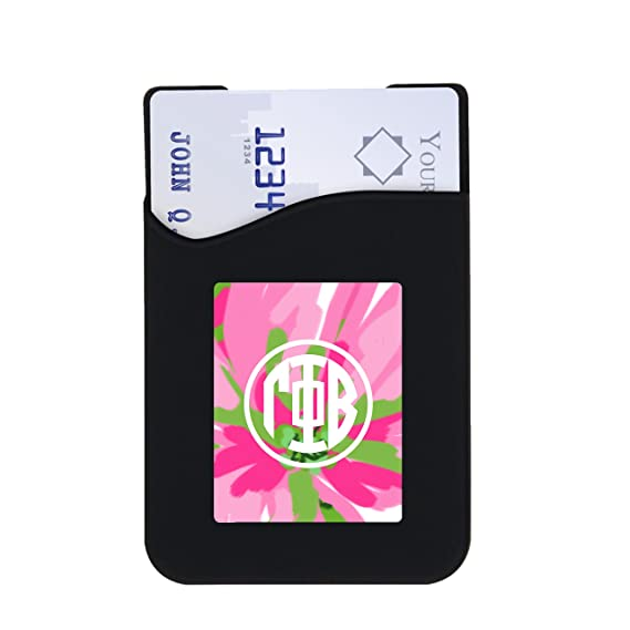 Amazon Gamma Phi Beta Phone Wallets With 3m Adhesive For Phones