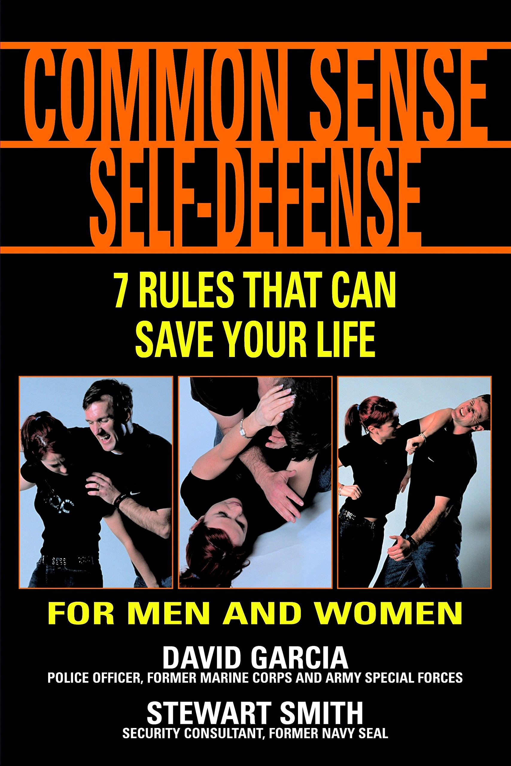 7Self-Defense Techniques That Can Save Your Life foto