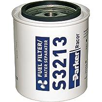 amazon.com: replacement s3213 fuel filter water separator for marine yamaha  racor sierra: automotive  amazon.com