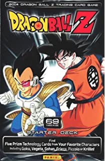 Amazon dragonball z awakening starter deck 70 cards toys games 2014 dragon ball z tcg trading card game starter deck random personality dbz publicscrutiny Gallery
