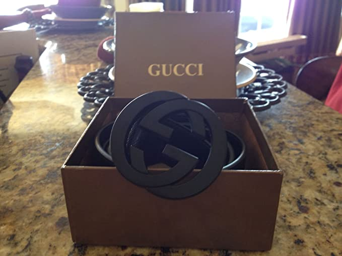 121d479f2d8 Image Unavailable. Image not available for. Colour  Gucci Mens Belt All ...