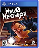 Hello Neighbor Playstation 4