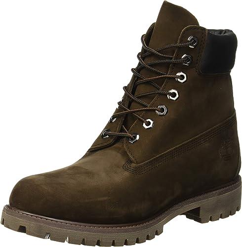 TALLA 40 EU. Timberland 6-Inch Premium Boot, Botas para Hombre
