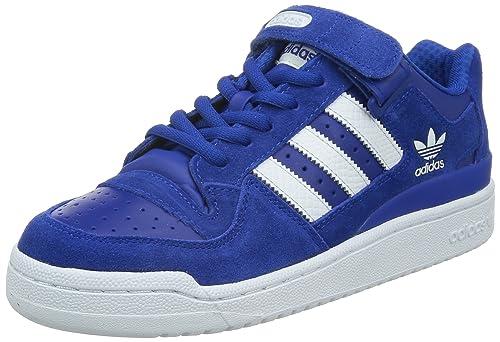 adidas Forum LO RS - Zapatillas para Hombre, Color Azul/Blanco, Talla 44 2/3: Amazon.es: Zapatos y complementos