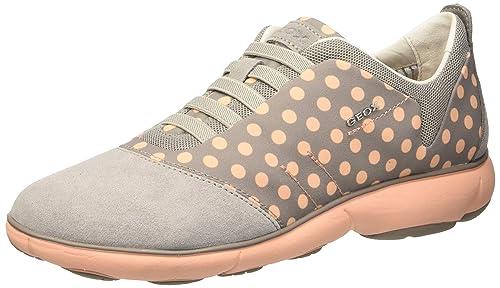 Geox D Nebula C - Zapatillas para Mujer: Amazon.es: Zapatos y complementos