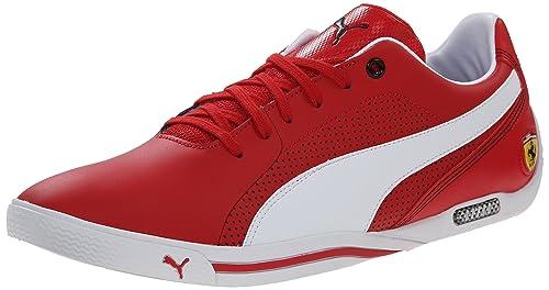 adec898ecdd404 Puma Men s Selezione Ferrari Lace-Up Fashion Sneaker