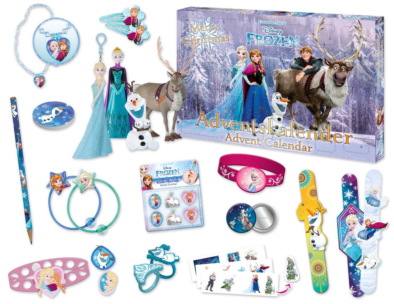 Craze 52083 Adventskalender Walt Disney Die Eiskönigin Völlig