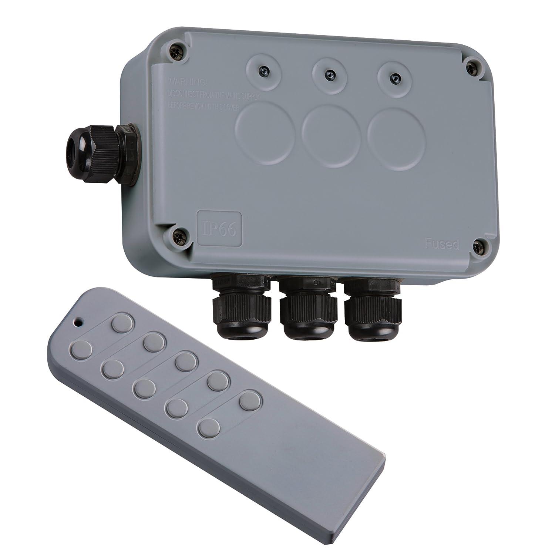 Knightsbridge JB0010 X-Large IP66 Weatherproof Junction Box