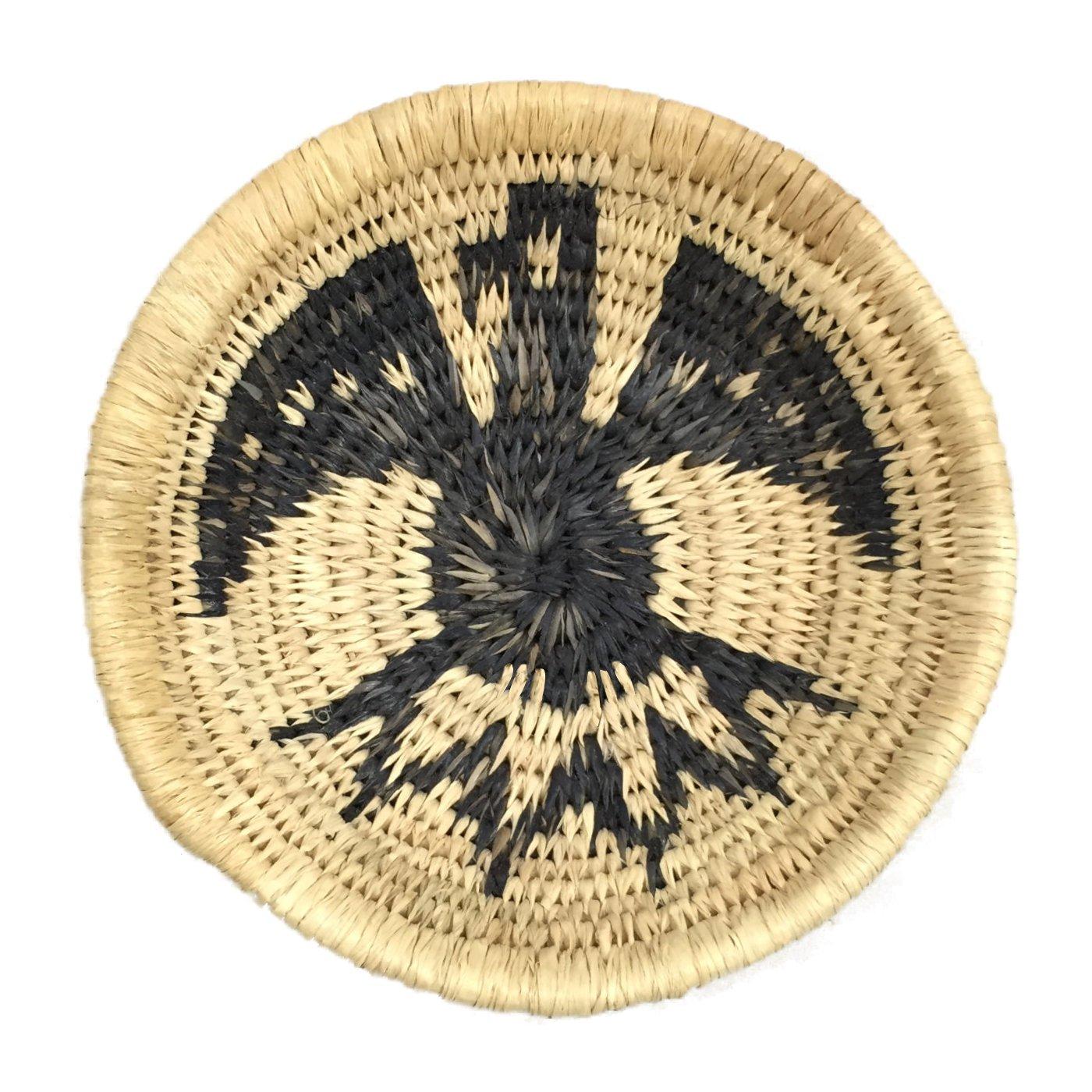 Coiled Basket Kit - Eagle Design Traditional Craft Kits CBEA