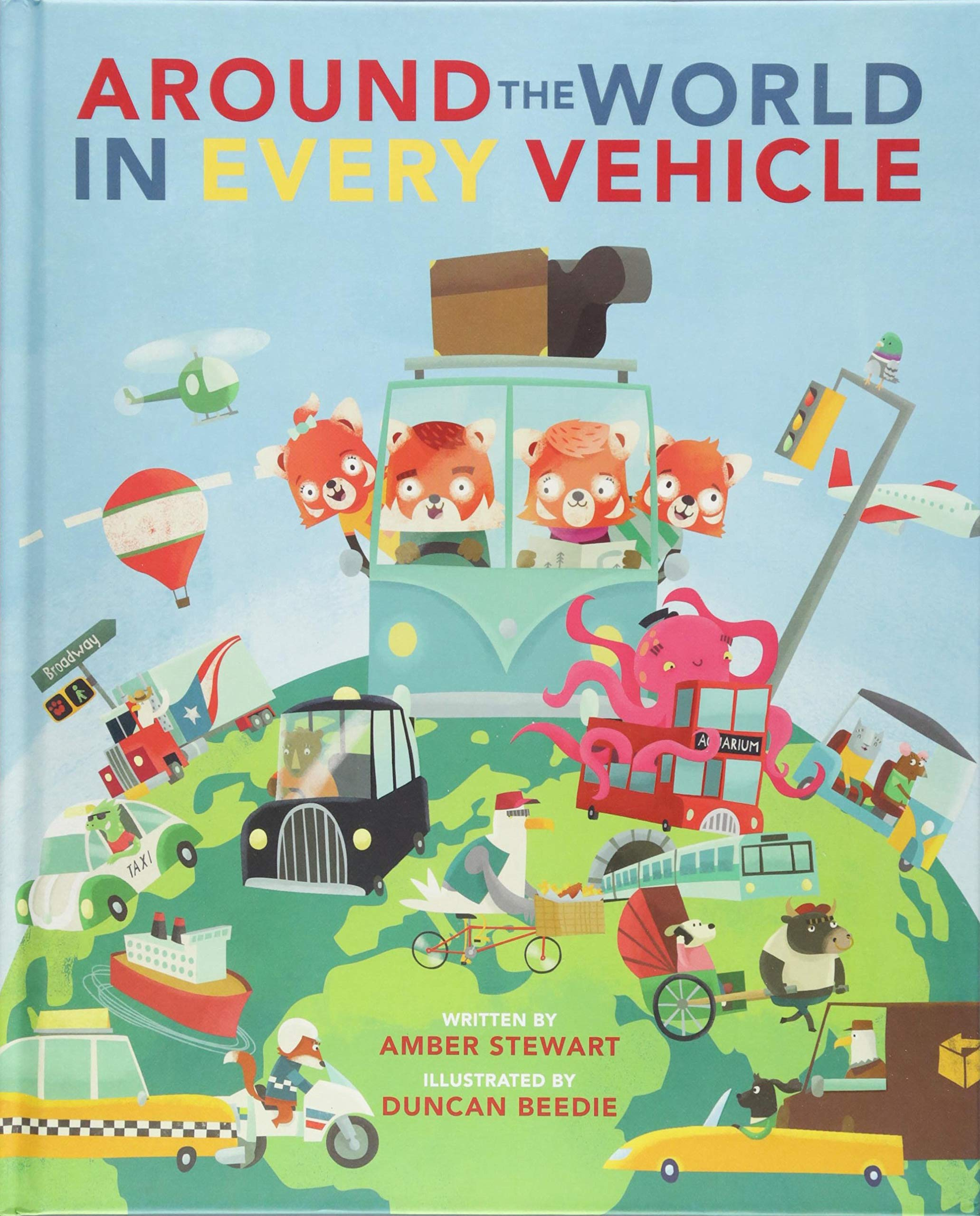 Download Around The World in Every Vehicle ebook