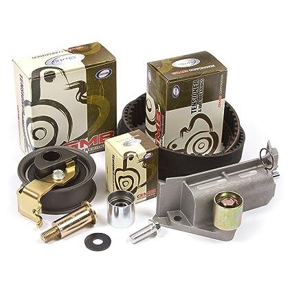 Amazon.com: 99-00 Volkswagen Turbo 1.8 DOHC 20V Timing Belt Kit w/ Hydraulic Tensioner: Automotive