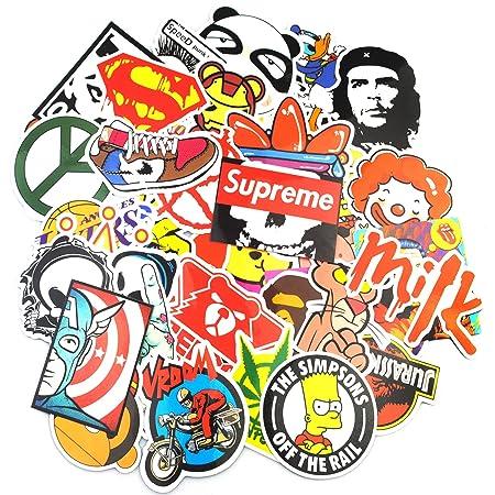 Sticker pack 200 pcs neuleben graffiti sticker decals vinyls for laptopkids
