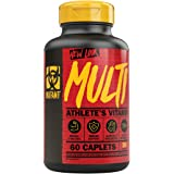 Mutant Multi - High Potency Multi-Vitamins with 80-Plus Ingredients Formulated to support a Healthy Immune system – 60 Table