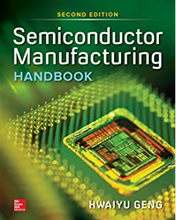Buy Semiconductor Manufacturing Technology Book Online at Low Prices