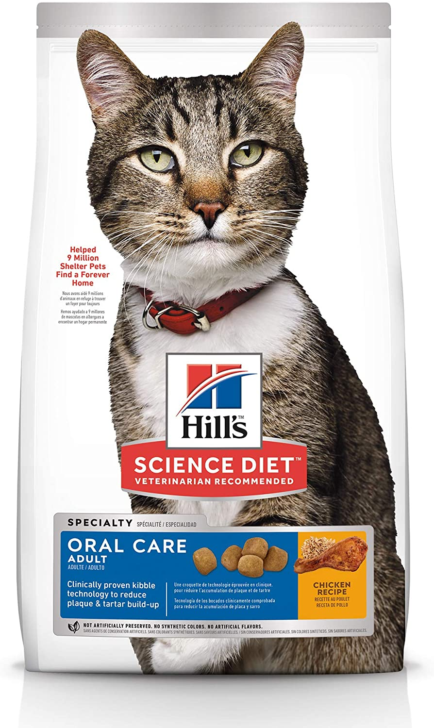 science diet adult cat food review