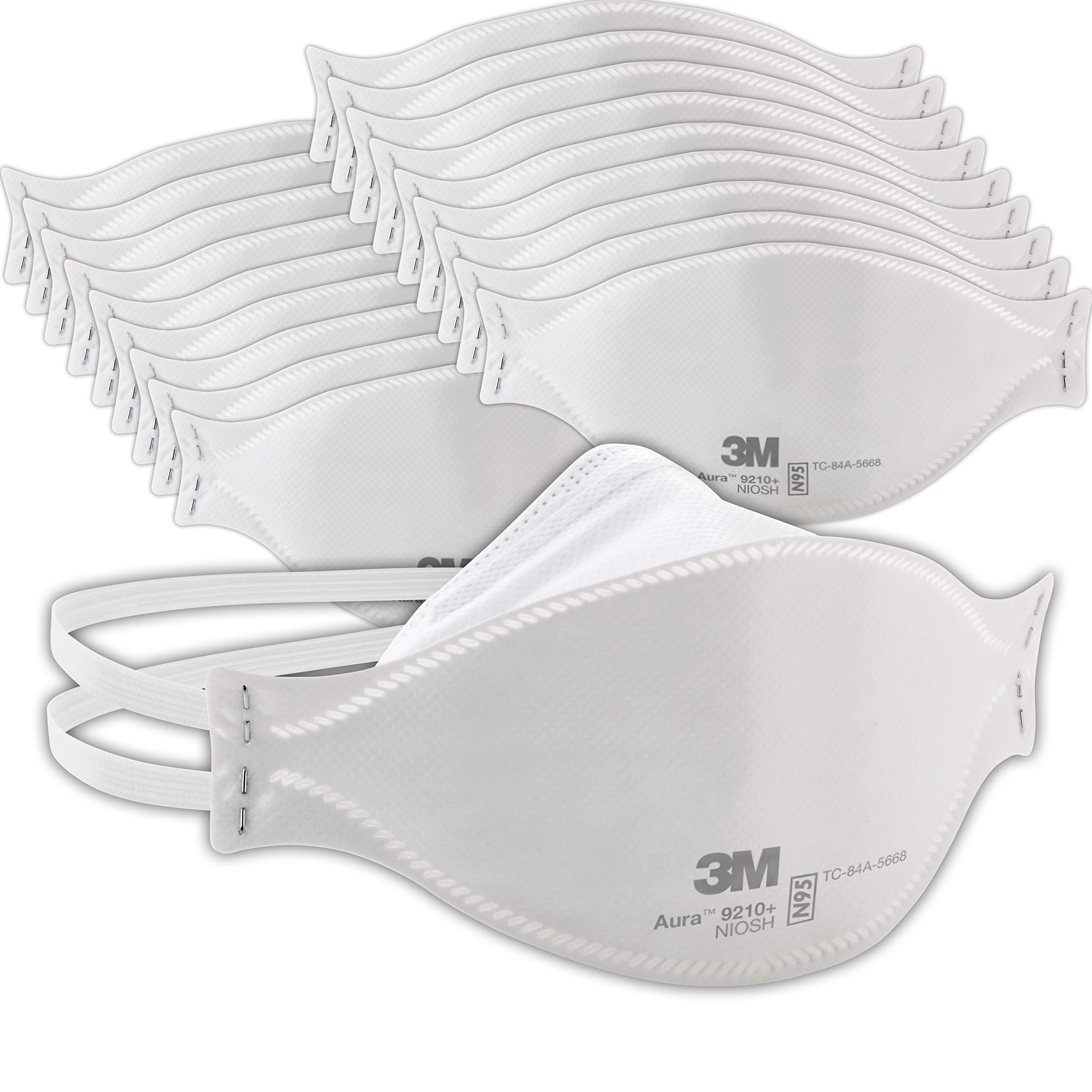 3m particulate 9210/37021 respirator face masks n95