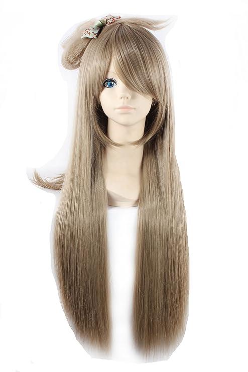 cosplaza peluca Cosplay Wig Love Live. Kotori minami largo recto Anime pelo