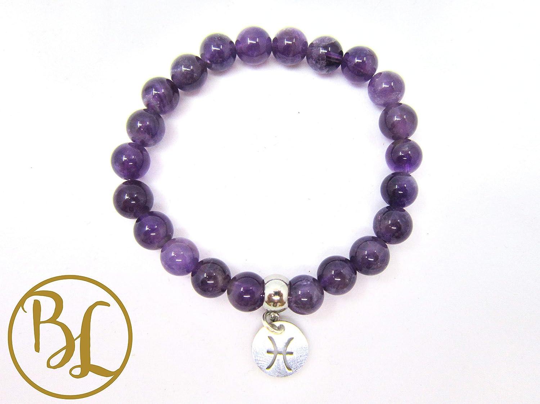 Amazon.com: Pisces Charm Bracelet Piscis Zodiac Bracelet ...