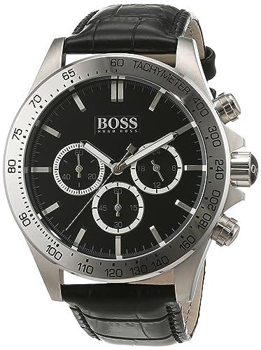 d012d7d1d9b7 Reloj con mecanismo de cuarzo para hombre Hugo Boss 1513178 ...