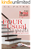 Four of the Usual Suspects: A Pippa Langham Mystery (The Portman Creamery Mysteries Book 2)