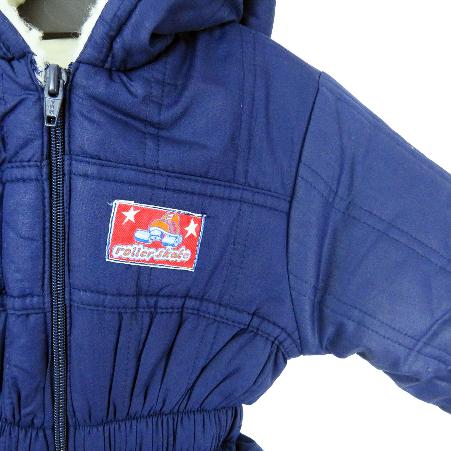 a67558a83 Topzilly Kids Padded All-In-One Waterproof Blue Suit Snowsuit Childs ...