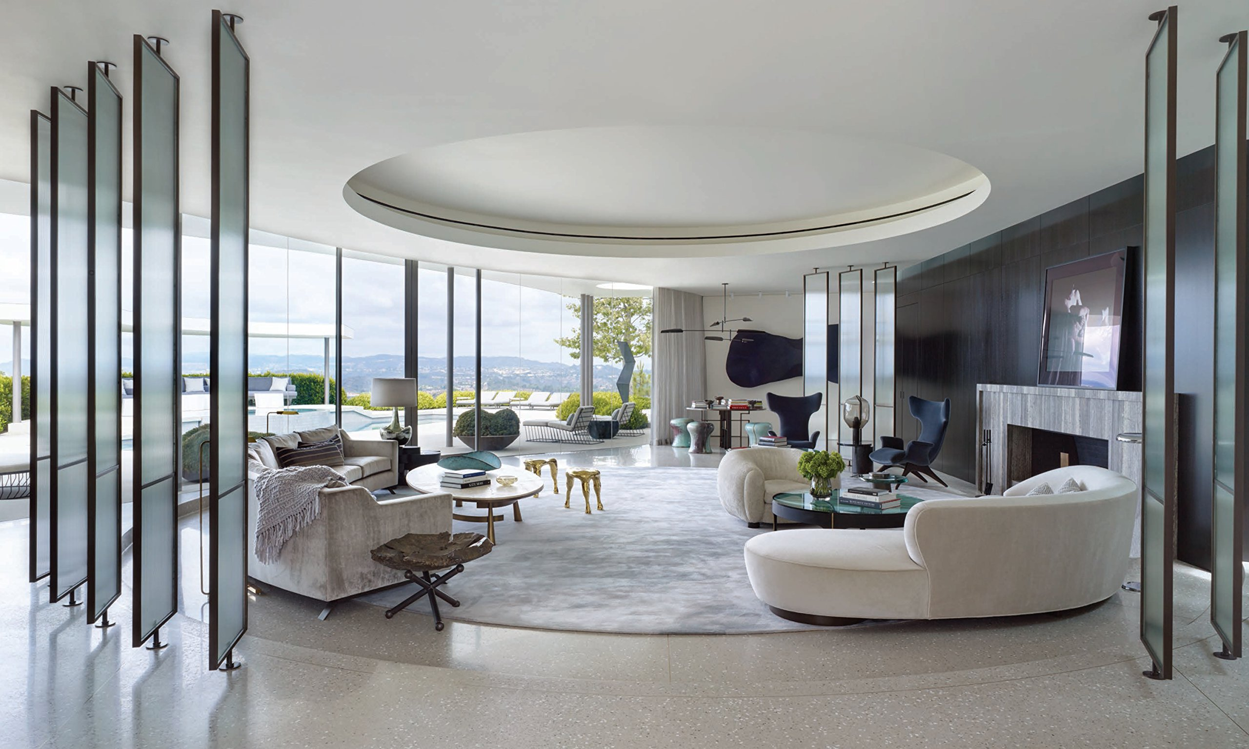 Hollywood Interiors Style and Design in Los