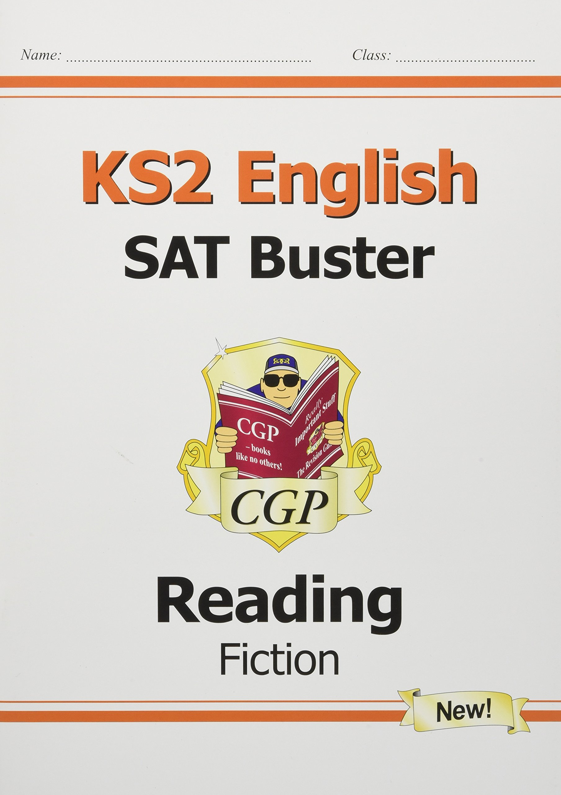 New KS2 English Reading SAT Buster: Fiction (for tests in 2018 and beyond) pdf