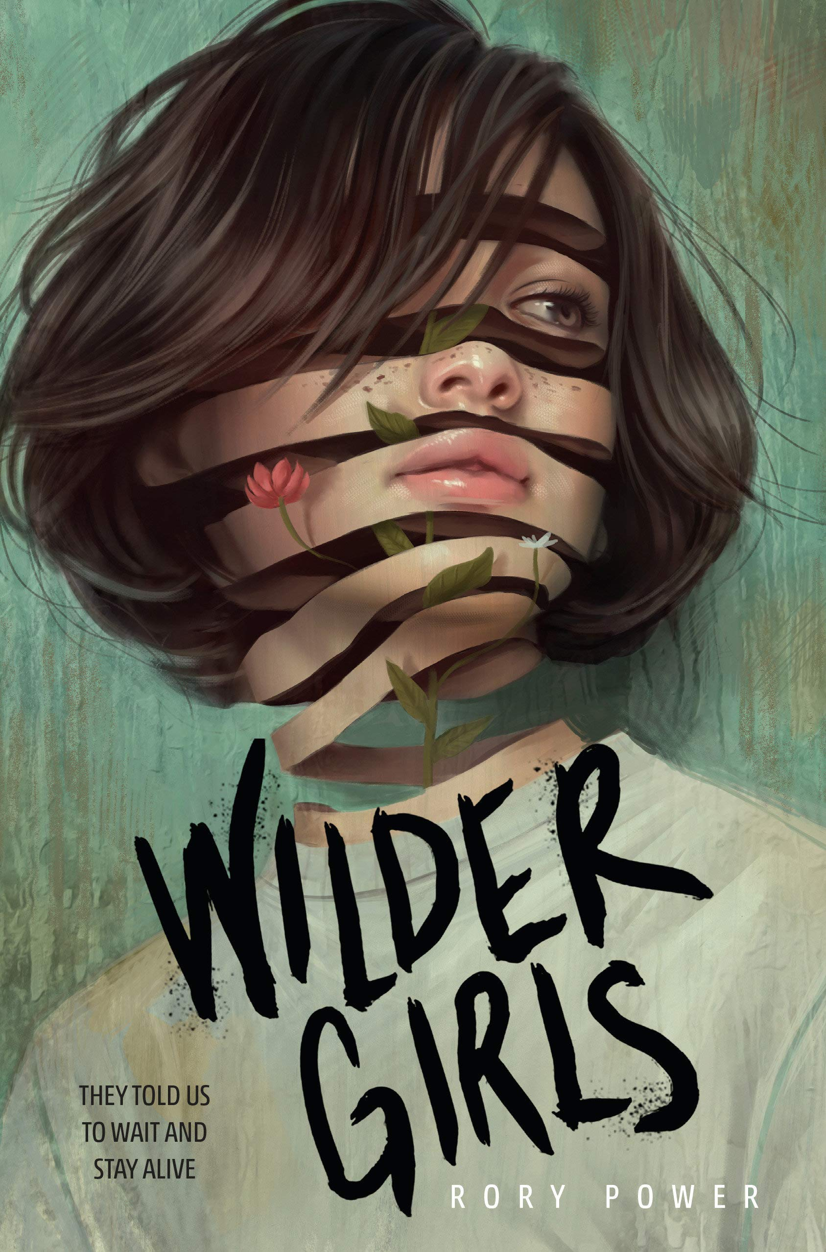 Image result for Wilder Girls by Rory Power