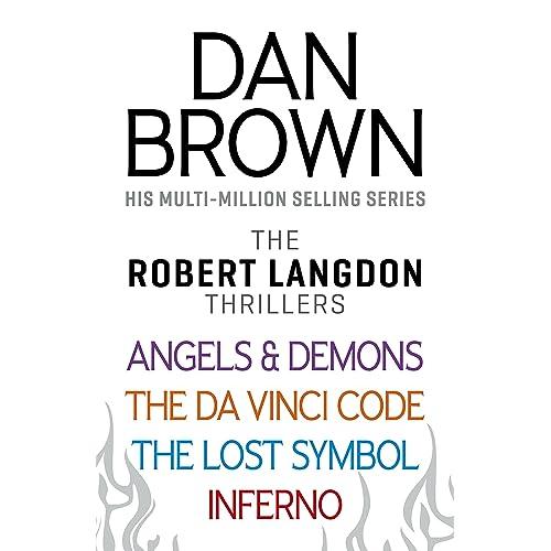 Dan Brown's Robert Langdon Series: Ebook Bundle