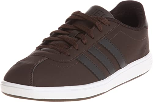 Adidas Brown 'VL Neo' trainers-7: Amazon.co.uk: Shoes & Bags