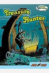 Treasure Hunter (Jobs That Rock Graphic Illustrated) Hardcover