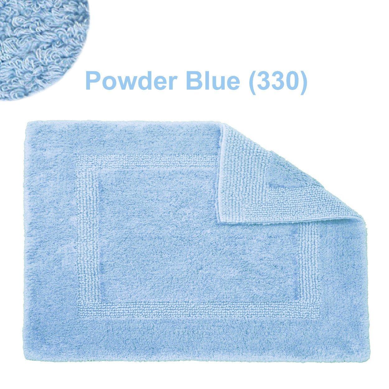 Abyss & Habidecor.- Alfombra de baño modelo Reversible 70x120 cm Powder Blue 330