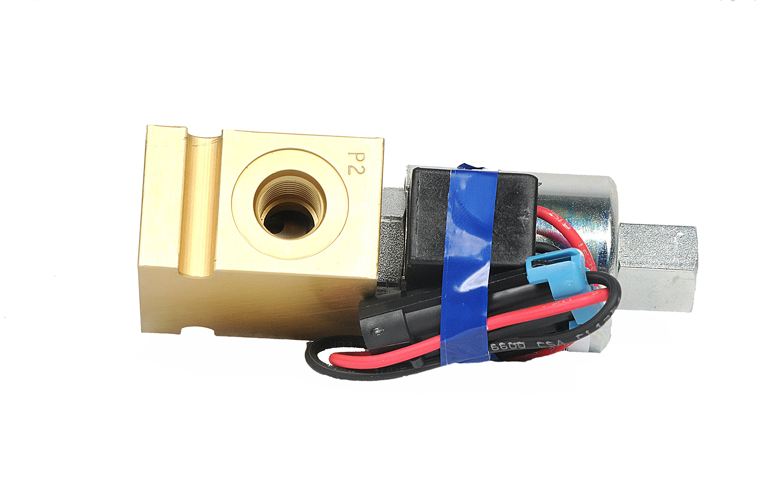 ACDelco 15149862 GM Original Equipment Parking Brake Pressure Solenoid Valve Assembly by ACDelco