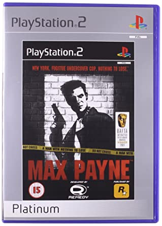 Buy Max Payne (PS2) Online at Low Prices in India | Rockstar Games