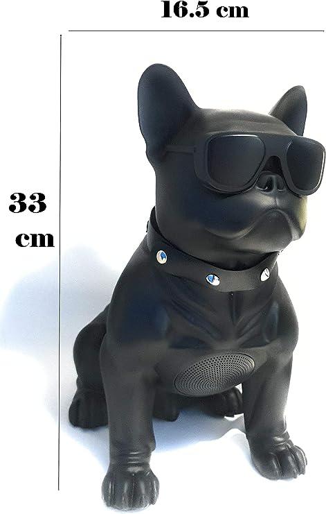 Lautsprecher Französisch Bulldog Wireless Bluetooth Elektronik
