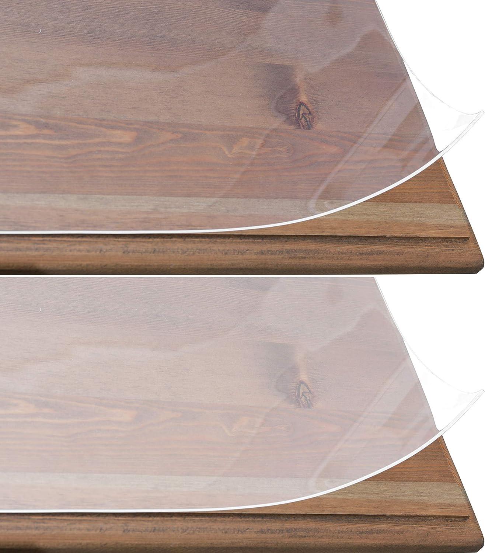 BEAUTEX Folie 2 mm glasklar oder matt, transparente