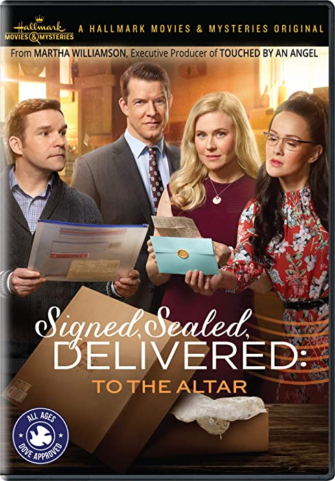 The Best Signed Sealed Delivered Home Again Dvd