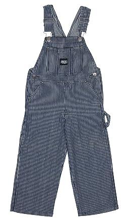 Für Original auswählen Gratisversand erstklassiges echtes Key Industries - Kinder-Latzhose - Hickory-Streifen kinder latzhosen jeans  latzh KID009