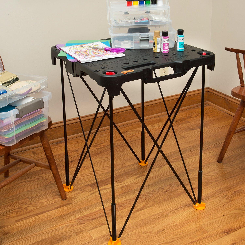WORX WX066 Sidekick Portable Work Table by Worx (Image #9)