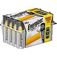Energizer Alkaline Power - Pack de 24 pilas Alcalinas AA/LR06