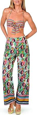 DOLORES CORTES 4103 Colección Pasareala - Pantalón Mujer