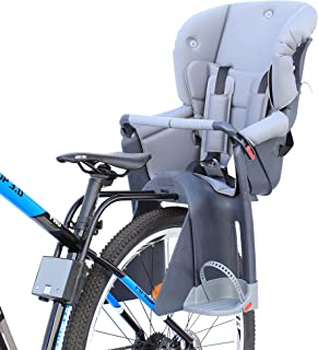 CyclingDeal Bicycle Kids child Rear Baby Seat bike Carrier USA Standard With Adjustable Seat Rest Height  sc 1 st  Amazon.com & Amazon.com : WeeRide Kangaroo Child Bike Seat : Sports u0026 Outdoors