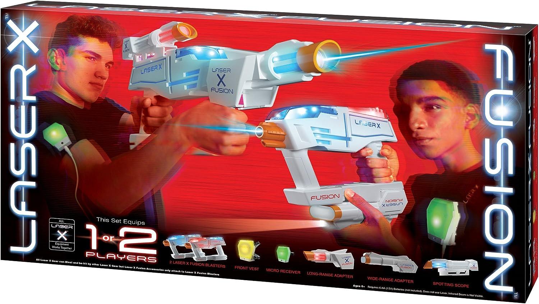 Laser X 88811 Fusion Blaster, sin Color