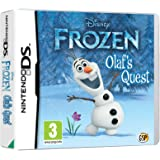 Disney Frozen: Olaf's Quest (Nintendo DS)