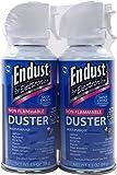 3.5 ounce Endust Aerosol Duster, 2-Pack (END246050)