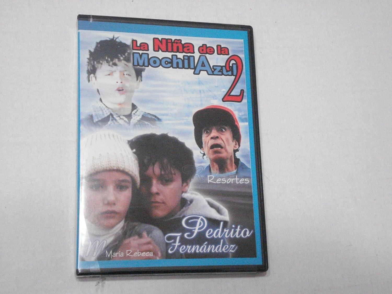 Amazon.com: La Nina de La Mochil Azul 2: Pedrito Fernandez, Resortes, Maria Rebeca: Movies & TV