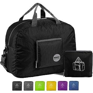 Amazon.com: WANDF - Bolsa de viaje plegable de 40,64 a 32.0 ...